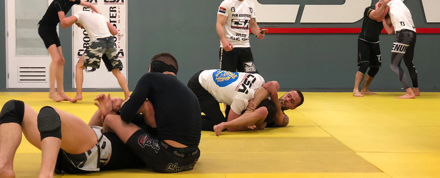Open mat – MMA / BJJ